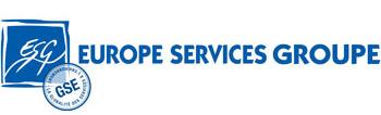 Europe Services Groupe – Propreté et nettoyage industriel, propreté urbaine, gestion des déchets Logo